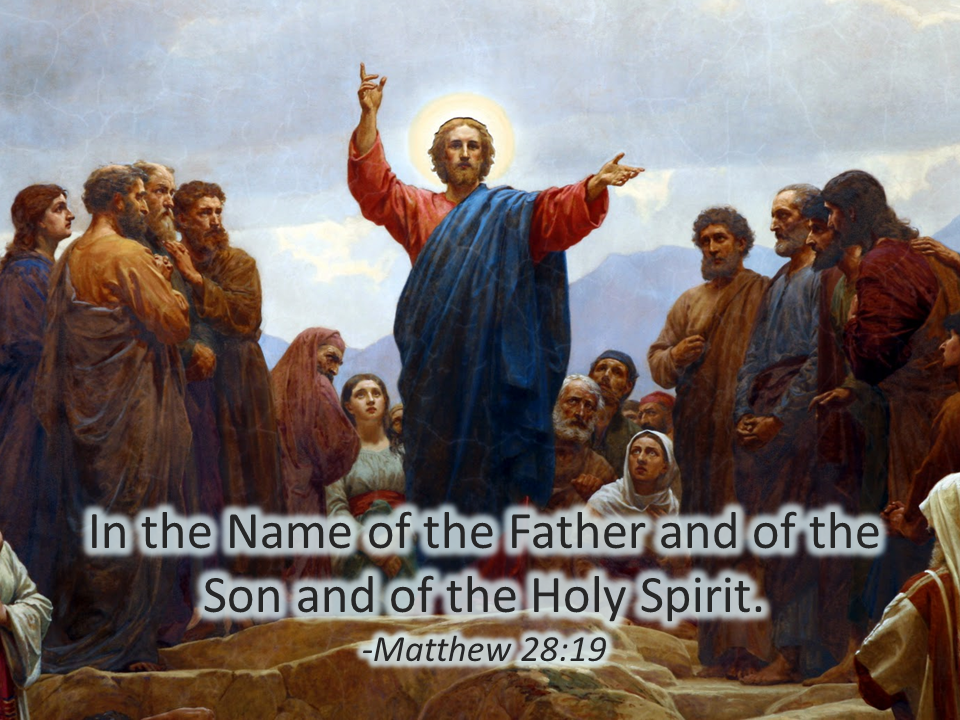 The Great Commission Matthew 28:16-20