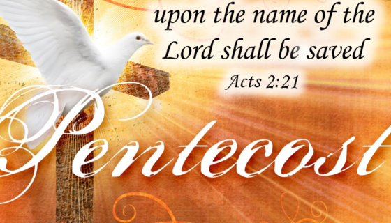 Everyone who calls on the name of the Lord shall be Saved!