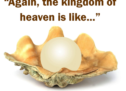 Again the kingdom of heaven is like