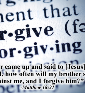 Matthew 18:21