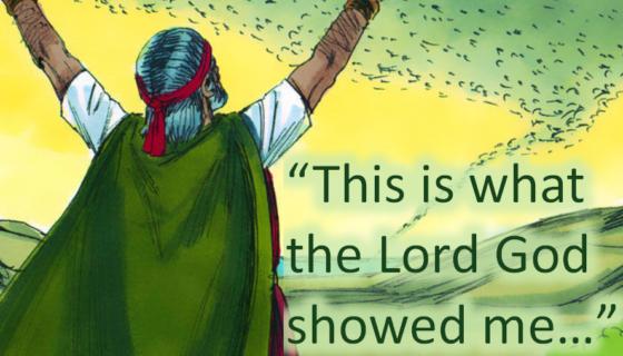 Amos 7:1-6